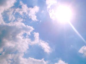 Solar-Heizung